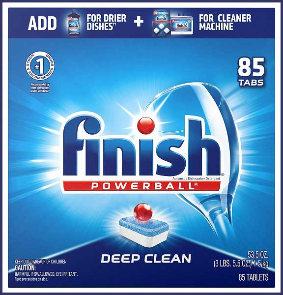Finish All in One 85CT
