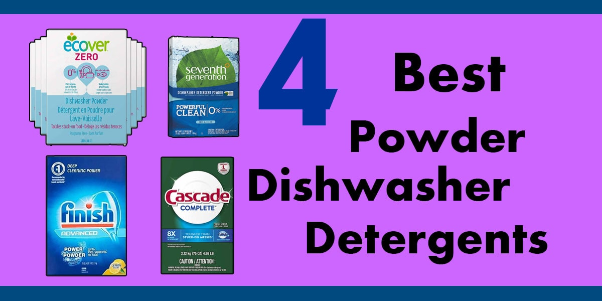 Best Powder Dishwasher Detergent