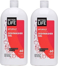 Better Life Gel Dishwasher Detergent