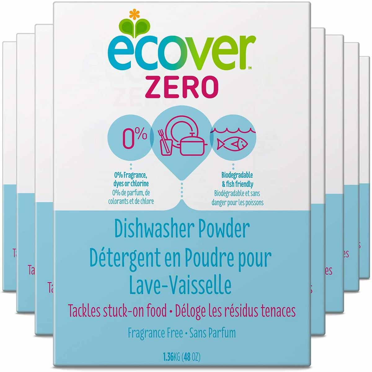 Ecover Zero Powder Dishwasher Detergent
