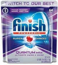 Finish Quantum Max Powerball Tablets