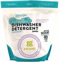 Grab Green Natural Powder Dishwasher Detergent