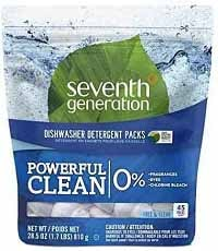 Seventh Generation-Fragrance Free Detergent