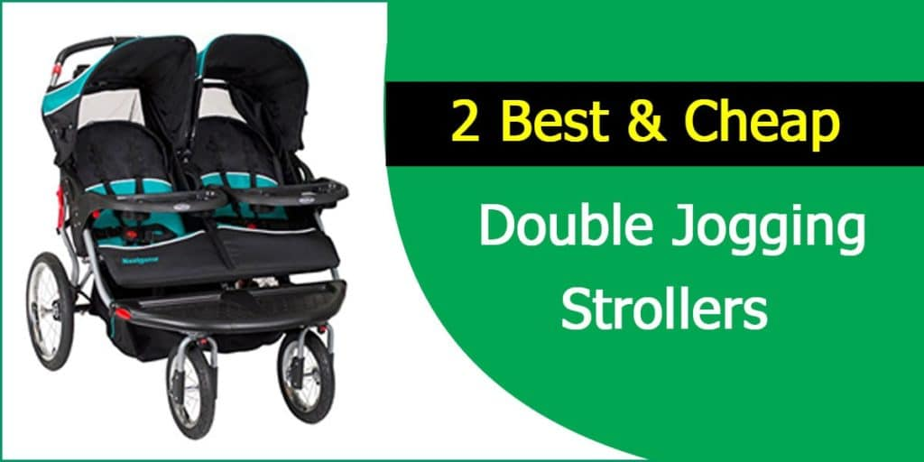 Best Affordable Double Jogging Strollers
