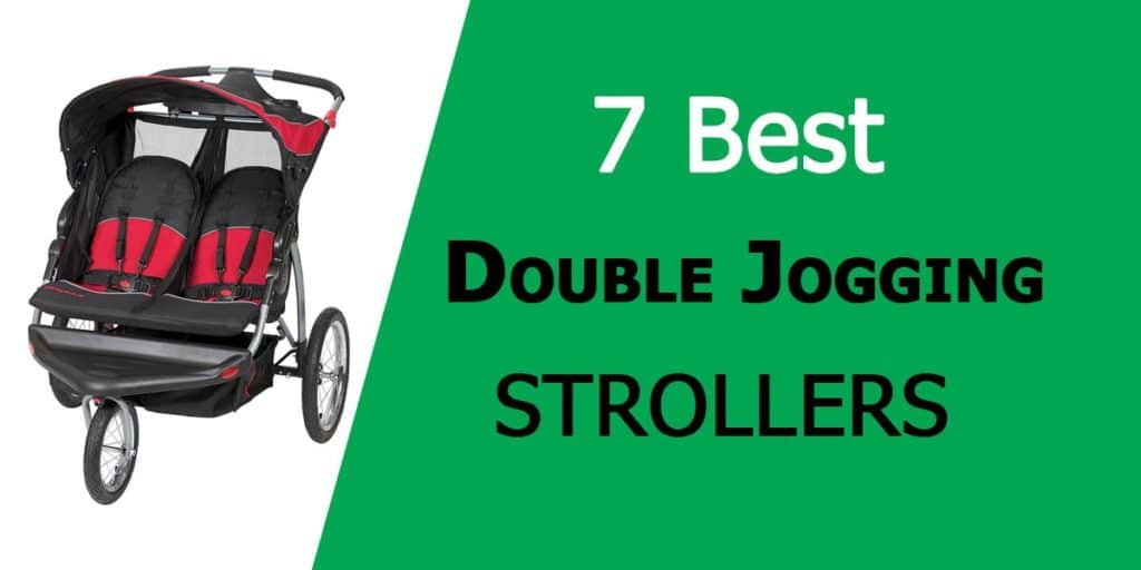 Best Double Strollers For Jogging
